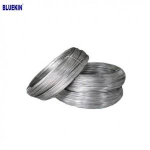 Negru sârmă conținut  scăzut de  carbon sârmă de  oțel pentru a  face unghii