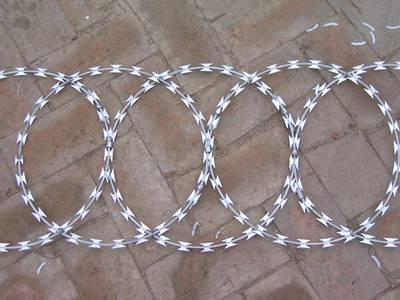flat-razor-wire-welded